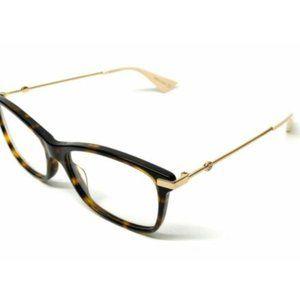 Gucci Women's Havana Eyeglasses!